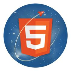 Mashing up the HTML5 logo | Captain's Blog | Rawkes #logo #design