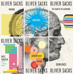 sobrecapas: Oliver Sacks #book #cover