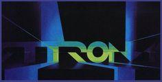 Original Tron logo
