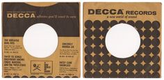 WANKEN - The Blog of Shelby White » 7″ Factory Record Sleeve Collection #record #cover #vintage