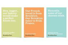 Great copy writing for Brooklyn Fare by Steven Jockisch, Andrea Brown, Darren Farrell @MuccaDesign #fare #jockisch #steven #farrell #writing #copy #brown #darren #muccadesign #great #andrea #brooklyn