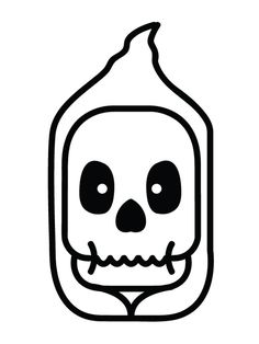 Reaper Skelety #skull #skeleton #character