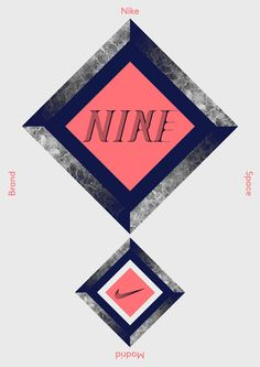 Design;Defined | www.designdefined.co.uk #nike #poster #texture