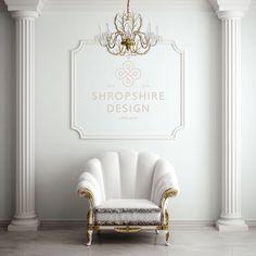 Shropshire Design by Alan Cheetham #graphic design #print #sign