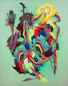 Mike Parillo | PICDIT #paint #painting #artist #art