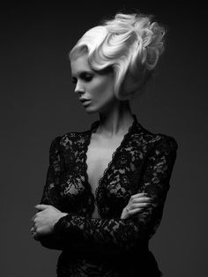 Fashion photography(by Peter Coulson, Hair and for Lorna Evans Education, via jon7athan) #fashion