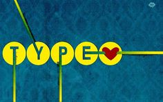 30 Inspiring Typography Wallpapers #wallpaper #typography