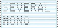Mårten Nettelbladt #several #mono #typeface #matrix #dot