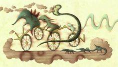 Illustrations by Stephanie Kunze #arts #illustrations #inspirations