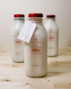 Hood Dairy Farm - Kimberly Gim #hood #branding