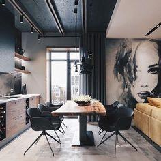Vea nuestra selección de fabulosas ideas de comedores para ayudarlo ... #architecturalstyle #ayudarlo #comedores #fabulosas #ideas #nuestra #seleccion