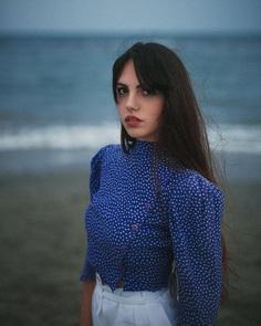 Lifestyle Female Portrait Photography by Alessandro Bondielli