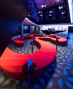 Axo Light Lights Up the New Magic Hotel in Bergen - InteriorZine