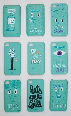Sebastien Cuypers Illustrations « GraphicDrugs / Everyone has a need for inspiration… #iphone #case