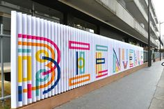 Signage JPO EME 2013 by Sébastien M, via Behance #eme #via #2013 #behance #sbastien #signage #jpo