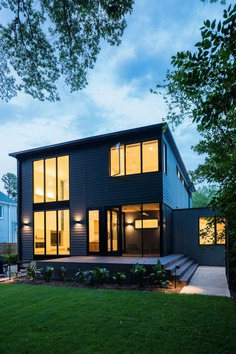Chappell-Smith Residence in North Carolina / Raleigh Architecture