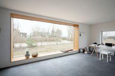 Modern Design of Studio, Living and Working Space by Thomas Kröger - Werkhaus