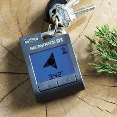 BackTrack Personal GPS Tracker #tech #flow #gadget #gift #ideas #cool