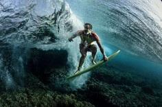 Under The Wave by Rodney Bursiel, United States