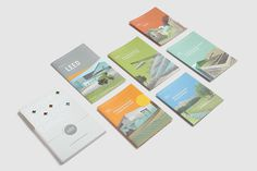 LEED | Collateral System on Behance