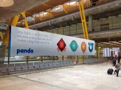 Saffron Brand Consultants - Work - Panda #saffron #branding #panda #identity #logo