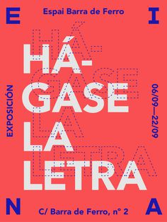 Espai Barra de Ferro #poster