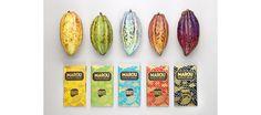 Marou Faiseurs de Chocolat by Rice Creative via www.mr cup.com #branding #design #cocoa #food #chocolate #product #bean