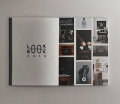 Lookbook 2013 on Behance #book