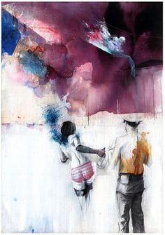 ian_francis.jpg 400×568 pixels #painting #art