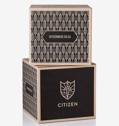 Citizen Beer Cases #beer #label #packaging