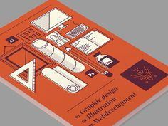 Gravual Flyer #illustration