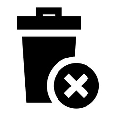 See more icon inspiration related to trash, bin, delete, garbage, can, multimedia, recycling and multimedia option on Flaticon.