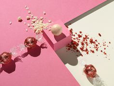 Chocolate Photography by NIKLAS ALM for Lindt