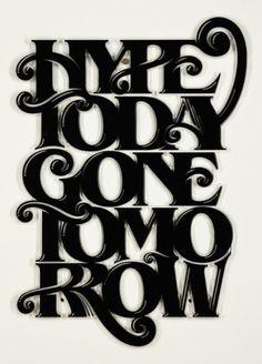 EIKNARF #typography