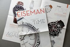 Eiseman Jewels Watch Insert