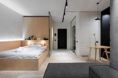 Lipky Twins Apartments, PAINTIT Architecture & Interior Design Workshop 1