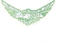 Aquiladribbble #animated #gif #hands #wings #shake