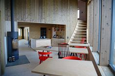 jarmund/vigsnaes arkitekter rabot tourist cabin norway designboom #cabin
