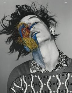 The Embroidered Secrets of Maurizio Anzeri | Yatzer #sculpture #photo #design #textile #art #maurizio #anzeri