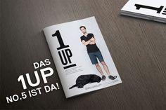 1UP Magazine, ICF Basel, Switzerland #basel #switzerland #1up #icf #magazine