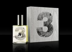 3 Deep Design - Projects - Art Direction - Six Scents Series One #packaging #melbourne #fragrance #3 #deep #typography