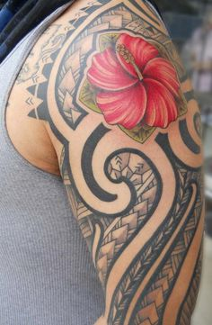 35 Awesome Tribal Tattoo Designs