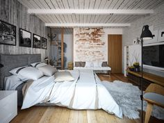Loft project in Krasnodar