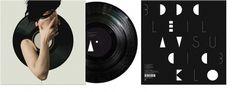 Non-Format - Black Devil Disco Club #non #disco #format #design #graphic #black #devil #vinyl #2006 #club
