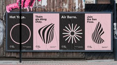 Sen Flow Corporate Design by Jason Cooper and Belu - Mindsparkle Mag #logo #packaging #identity #branding #design #color #photography #graphic #design #gallery #blog #project #mindsparkle #mag #beautiful #portfolio #designer
