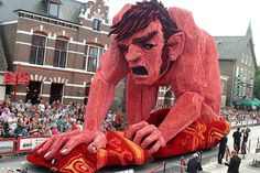 Parade of flowers 2012 #sculpture #of #art #flowers #parade
