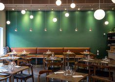Bord 13 restaurant wine bar malmoe sweden branding interior design corporate mindsparkle mag designblog print printing paper emboss stamp bl