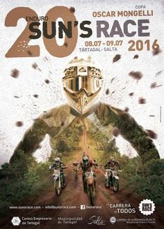 Sun's Race 2016 by Santiago Rimoldi