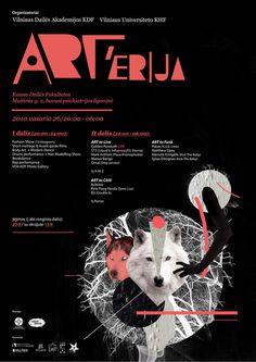 tadas karpavičius typo/graphic posters #print #design #graphic #poster #layout #typography
