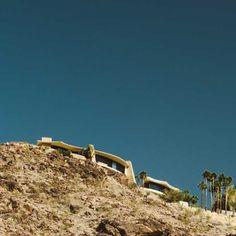 Minimal Palm Springs by Tom Blachford